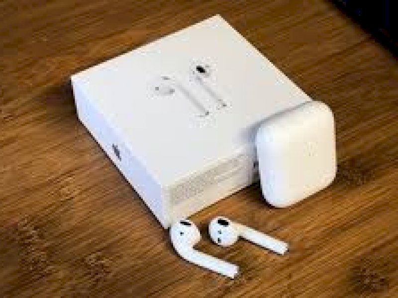 AirPods Apple (Foto: Int)
