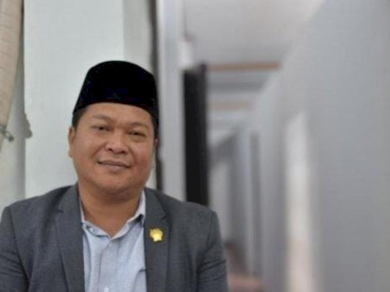 Ketua DPRD Tator Welem Samblonagi'