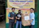 AUHM dan Sapma PP Sulsel Buka Posko Bantuan Bersama Gempa Sulbar