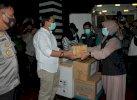 1.800 Dosis Vaksin Tiba di Lutra, Hari ini Wabup Disuntik Pertama