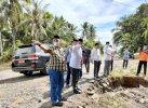 Kunjungi Lokasi Banjir dan Longsor, Bupati Wajo Perintahkan Dinas Terkait Lakukan Ini