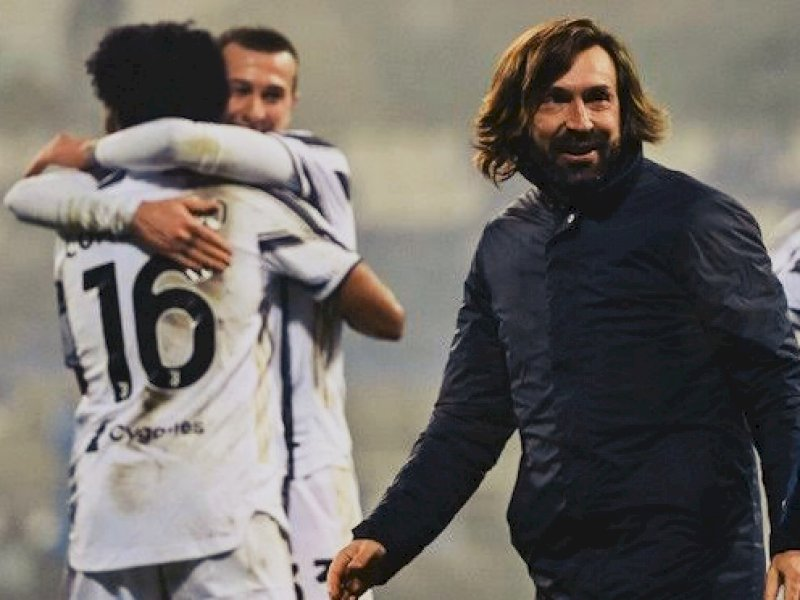 Juventus Sukses Kalahkan Genoa 3-1 di Stadion Allianz, Minggu (11/4).